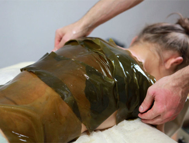 Sea Weed Body Wrap