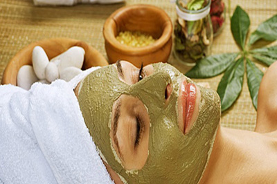 Herbal Facial with steam